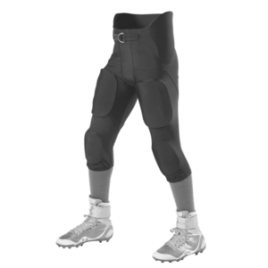 Alleson Integrated Graphite football pants